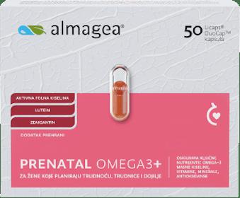 Almagea PRENATAL OMEGA3+